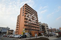 兵庫県神戸市長田区神楽町6丁目の賃貸マンションの外観