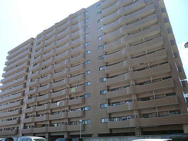 ライオンズマンション大和町四丁目[8階]の外観