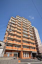 戸畑駅前銀座ビル[4階]の外観