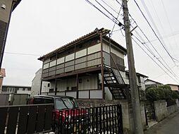 花月荘[2階]の外観