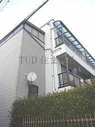 東京都板橋区徳丸2の賃貸マンションの外観