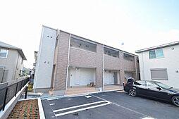 阪急箕面線 牧落駅 徒歩14分の賃貸アパート