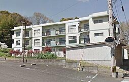 福岡県宗像市光岡の賃貸マンションの外観