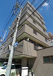 埼玉県戸田市本町4丁目の賃貸マンションの外観