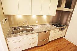 食洗器、床暖房、ディスポ―ザー有