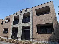 千葉県松戸市常盤平1丁目の賃貸アパートの外観