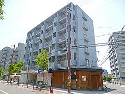 上新庄ビューハイツ[6階]の外観