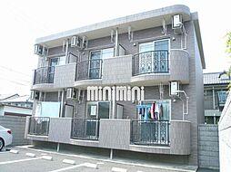 パインズヒルマンション[2階]の外観