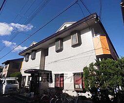 京都府京都市右京区太秦安井車道町の賃貸マンションの外観
