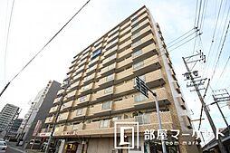 名鉄鈴彦小坂本町ハイツ[5階]の外観