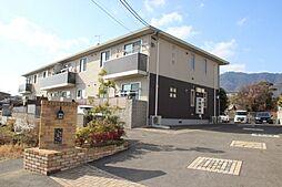 広島県広島市佐伯区千同1丁目の賃貸アパートの外観