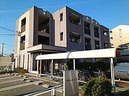 兵庫県姫路市飾磨区今在家3丁目の賃貸マンションの外観
