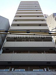 大阪府大阪市中央区南船場1丁目の賃貸マンションの外観