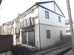 リッチネス阪南C棟[1階]の外観