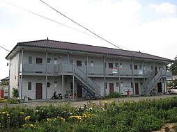 コスモ前橋ハイツ[2F号室]の外観
