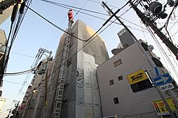 大阪府大阪市生野区新今里3丁目の賃貸マンションの外観