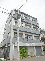 第1ラサハウス[2階]の外観