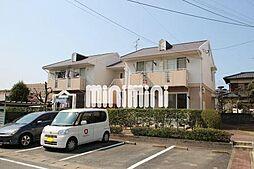 福岡県大野城市中1丁目の賃貸アパートの外観