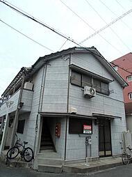 大阪府大阪市此花区梅香2丁目の賃貸アパートの外観