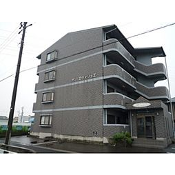 愛知県一宮市伝法寺4丁目の賃貸マンションの外観