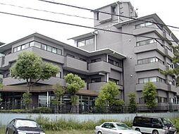 グランドパレス学園前C[1階]の外観