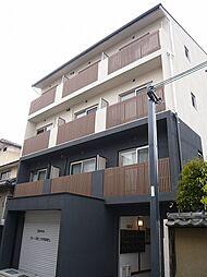 京都府京都市中京区西ノ京伯楽町の賃貸マンションの外観