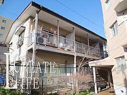 埼玉県さいたま市桜区西堀2丁目の賃貸アパートの外観