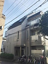 東京都荒川区町屋6丁目の賃貸マンションの外観