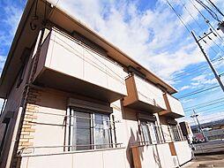 千葉県鎌ケ谷市新鎌ケ谷2丁目の賃貸アパートの外観