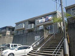 サンハイツ平山 A棟[202号室]の外観