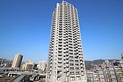 A.CITYタワーズウエスト[21階]の外観