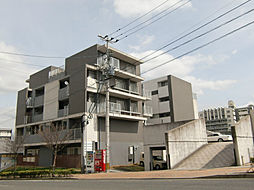 福岡県北九州市八幡西区里中2丁目の賃貸マンションの外観