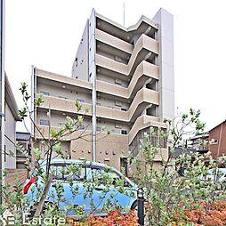 愛知県名古屋市緑区鳴子町2丁目の賃貸マンションの外観