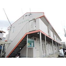 大阪府枚方市出口3丁目の賃貸アパートの外観