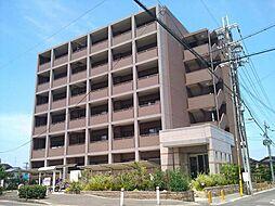 大阪府松原市天美南2丁目の賃貸マンションの外観