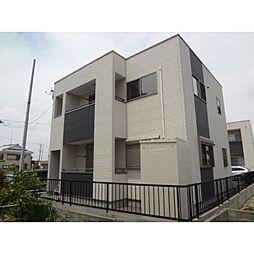 静岡県浜松市南区高塚町の賃貸アパートの外観