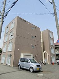 サンシャイン麻生[3階]の外観