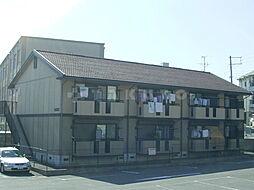 パルティールS棟[1階]の外観