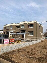 仮)笠幡アパートⅡ[2階]の外観