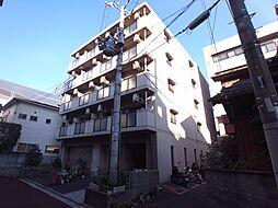 シャンテ三船II[2階]の外観