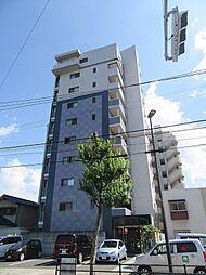 福岡県北九州市戸畑区明治町の賃貸マンションの外観