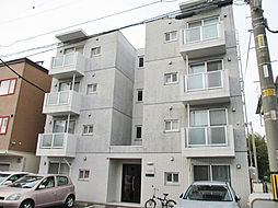 リュクス元町[3階]の外観
