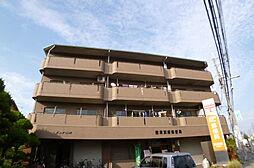 大阪府摂津市東別府3丁目の賃貸マンションの外観
