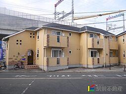 リブレア津福本町A棟[203号室]の外観