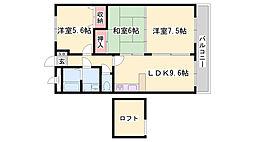 大塩駅 5.8万円