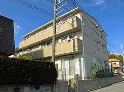 千葉県君津市北子安3の賃貸アパートの外観