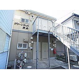 静岡県静岡市駿河区曲金2丁目の賃貸アパートの外観