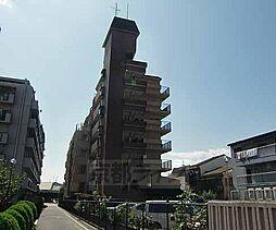 京都府京都市右京区太秦森ケ西町の賃貸マンションの外観