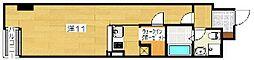 グランスイート鴨川[2階]の間取り