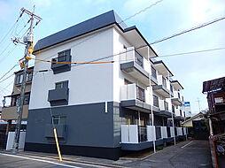 コーポHIYOSHI[201号室]の外観